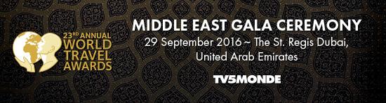 World Travel Awards Middle East Gala Ceremony 2016