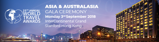 World Travel Awards Asia & Australasia Gala Ceremony 2018