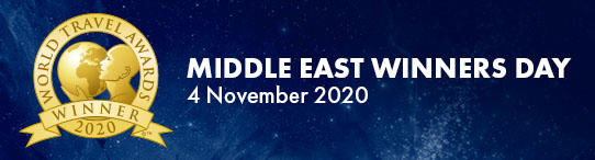 World Travel Awards Middle East Winners Day 2020