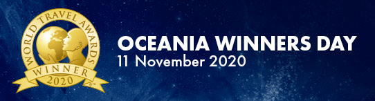 World Travel Awards Oceania Winners Day 2020