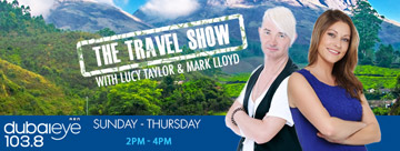 Lucy Taylor and Mark Lloyd