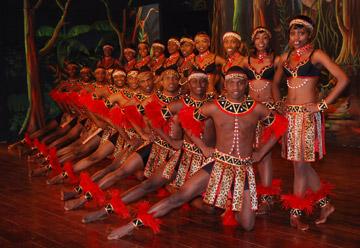 Africa Gala Ceremony 2013 Show World Travel Awards