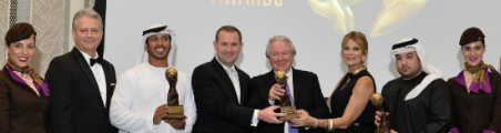 Etihad World Travel Awards Middle East 2015