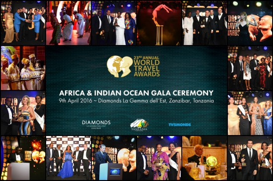 World Travel Awards Africa & Indian Ocean Gala Ceremony 2016