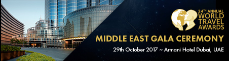 World Travel Awards Middle East Gala Ceremony 2017