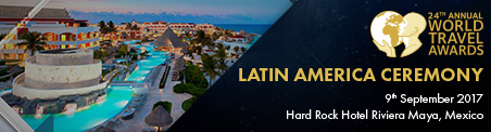 World Travel Awards Latin America Ceremony 2017