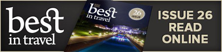 Best In Travel Magazine Issue 26 // January 2015