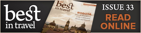 Best In Travel Magazine Issue 33 // October 2015