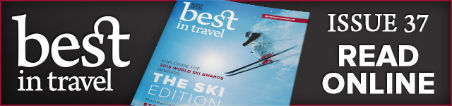 Best In Travel Magazine Issue 37 // The Ski Edition