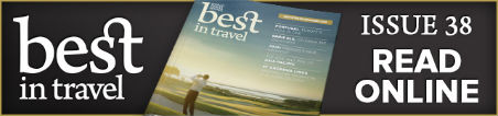 Best In Travel Magazine Issue 38 // The Golf Edition
