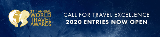 Enter 2020 World Travel Awards