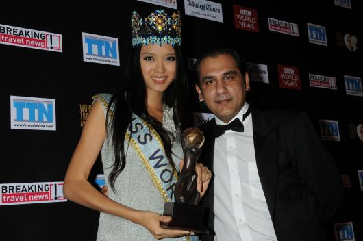Zi Lin Zhang- MISS WORLD 2007 OFFICIAL THREAD (China) 7502