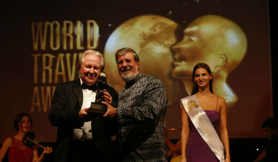 Asias Leading Travel Personality 2013 Bill Heinecke