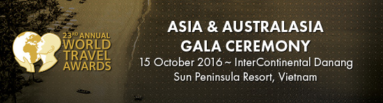World Travel Awards Asia  Australasia Gala Ceremony 2016