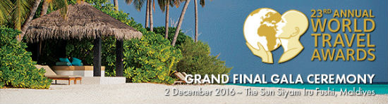 World Travel Awards Grand Final Gala Ceremony 2016