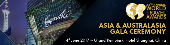 World Travel Awards Asia  Australasia Gala Ceremony 2017