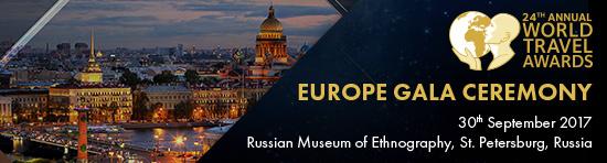 World Travel Awards' Europe Gala Ceremony 2017