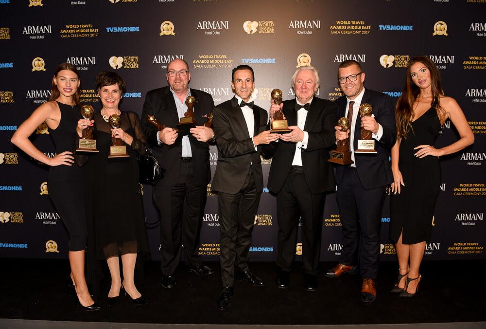 Jumeirah winners