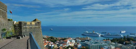 Francisco Correia, Funchal, Madeira