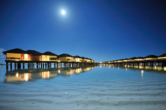 Paradise Island Resort and Spa Water Villas