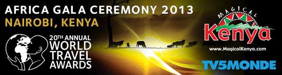 Africa Gala Ceremony 2013