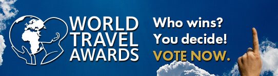 World Travel Awards. Who wins? You decide! Vote Now