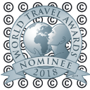 World Travel Awards nominee shield
