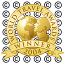 World Travel Awards Winner Shield 2004