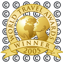 World Travel Awards Winner Shield 2005