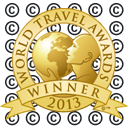 World Travel Awards Winner Shield 2013